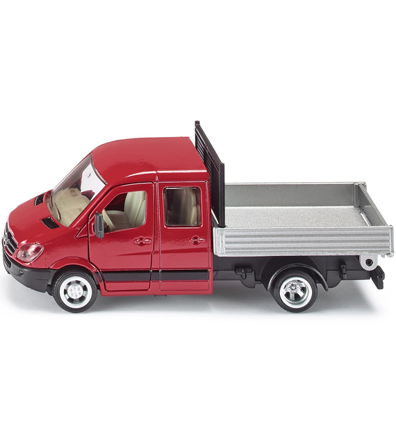 Siku 3538 Mercedes-Benz Sprinter con Cassone Ribaltabile 1:50