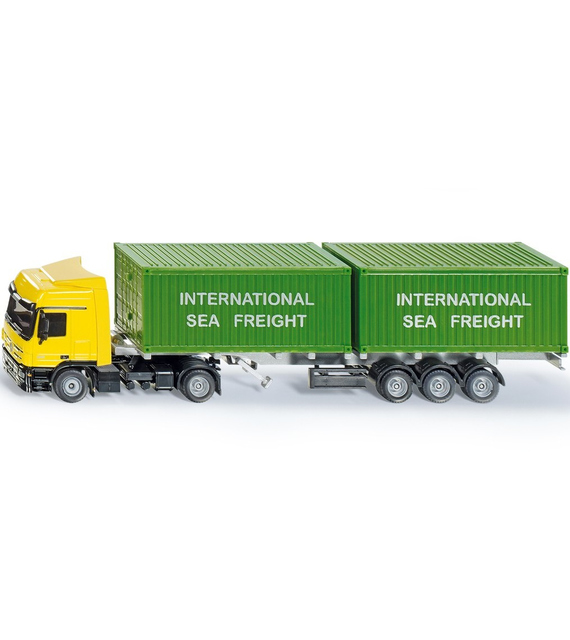 Siku 3921 Camion con Container 1:50